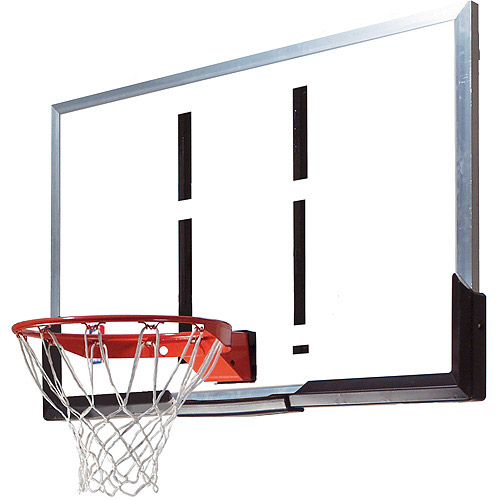 """Spalding 79564 54"""" Acrylic Backboard and Rim Combo by Spalding"""