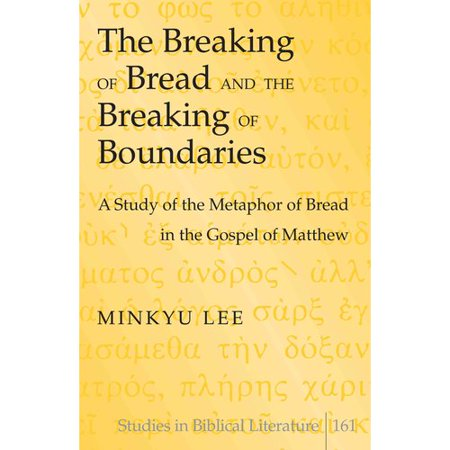 What is the breaking of bread that the Bible talks about?