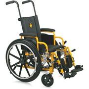 Medline Excel Kidz 14'' Pediatric Wheelchair, 1ct