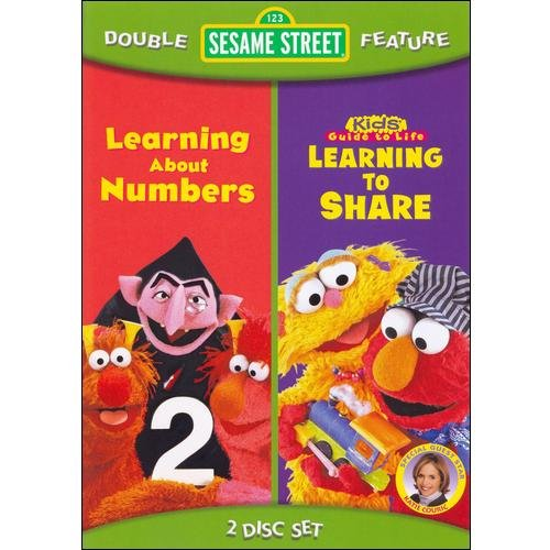 Sesame Street: Learning To Share / Learning About Numbers (Full Frame)