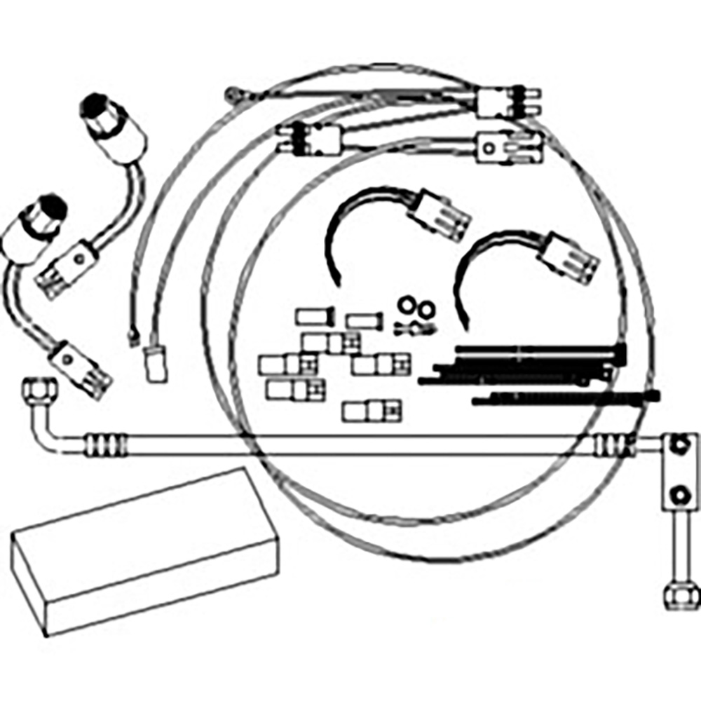 Re203465 New Thermal Fuse Removal Kit Made To Fit John Deere Tractor