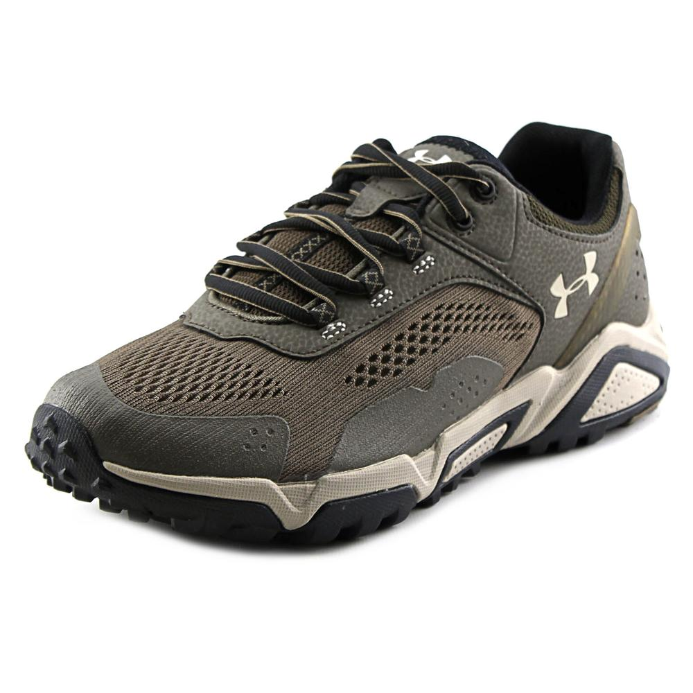 Under Armour Glenrock Low Men  Round Toe Synthetic  Hiking Shoe