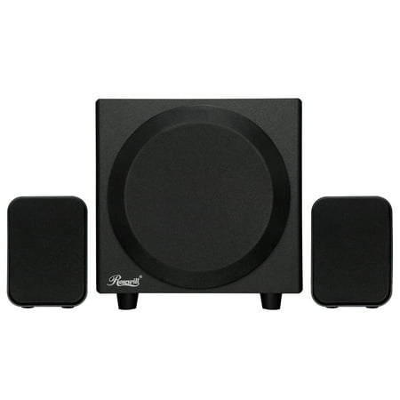 Rosewill 2.1 Multimedia Speaker System for Gaming, Music, and Movies