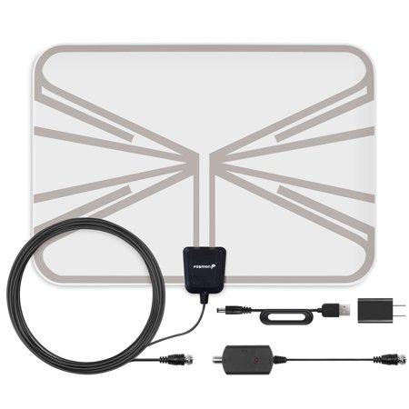 60+Miles Amplified HDTV Antenna Indoor