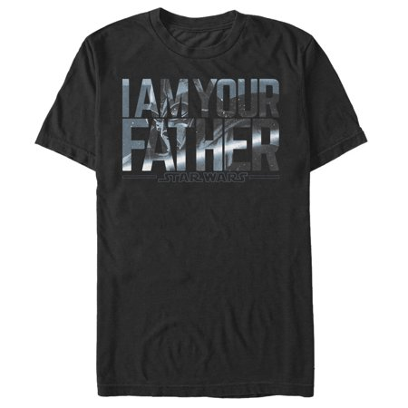 Star Wars Men's Darth Vader Your Father T-Shirt - Darth Vader Suits