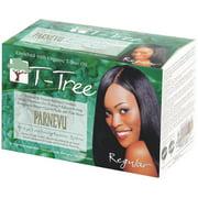 Parnevu T-Tree No-Lye Conditioning Relaxer System, Regular 1 kit