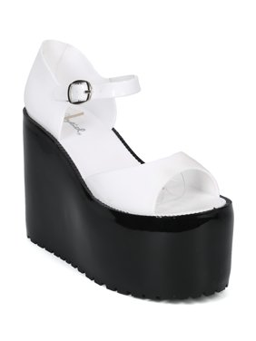 30925b8f0addf White Womens Sandals Jelly - Walmart.com
