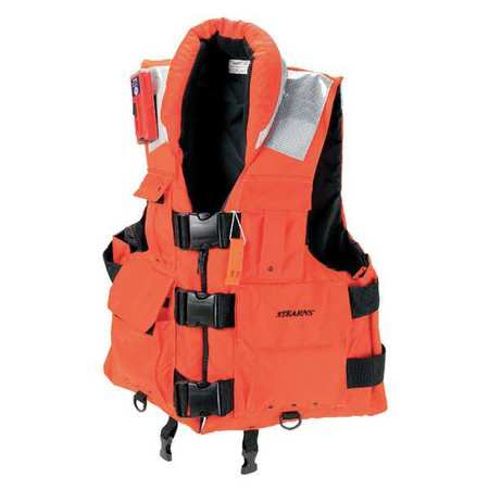 STEARNS 4185ORG-04-000 Water Rescue Flotation Device Large