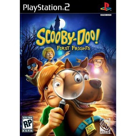 Scooby Doo! First Frights - PlayStation 2 ()