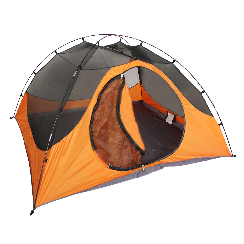 Tex Sport Orange Mountain Tent 3-Man  sc 1 st  Walmart & Texsport Tents