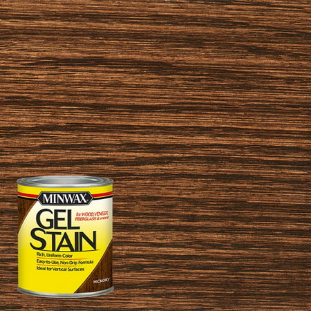 Minwax® Gel Stain Hickory, 1-Qt