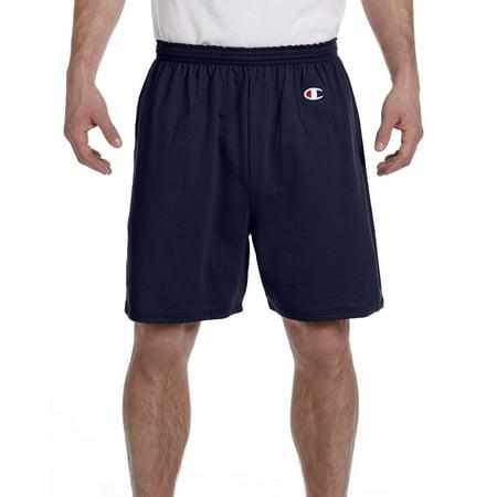 Men's Gym Short, Navy - XL (Navy Gum)