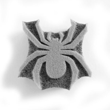 Ruby Red Face Painting Stamps - Spider Face Paint
