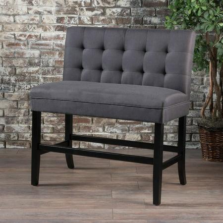 Kenya Fabric Barstool Bench ()