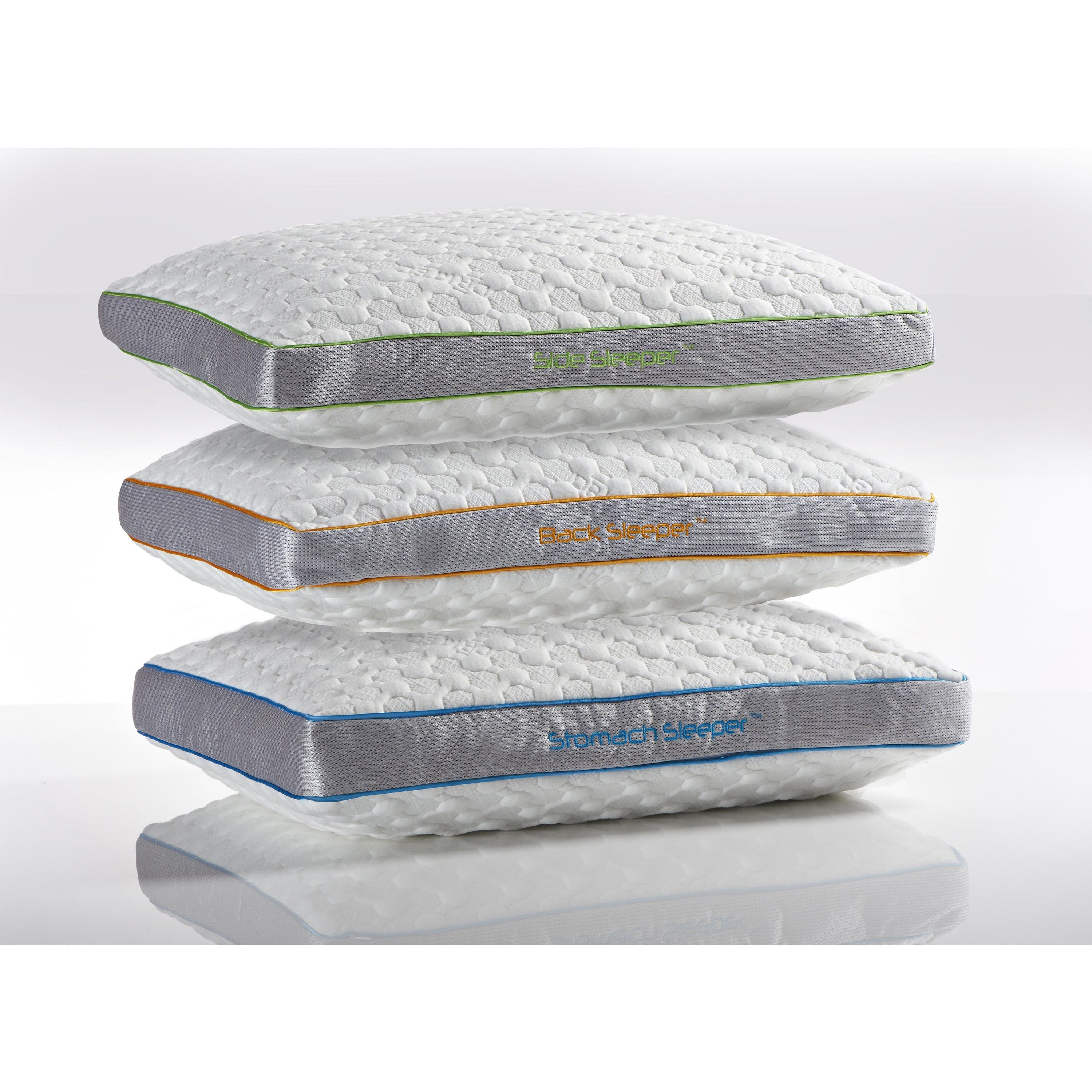 temperature regulating shop level pillow pillows bedgear performance