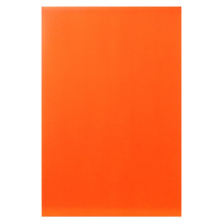 New 338622  Poster Foam Neon Orange 20 X 30 Bazic (25-Pack) Paper Cheap Wholesale Discount Bulk Stationery Paper Bud Vase - Cheap Stationery