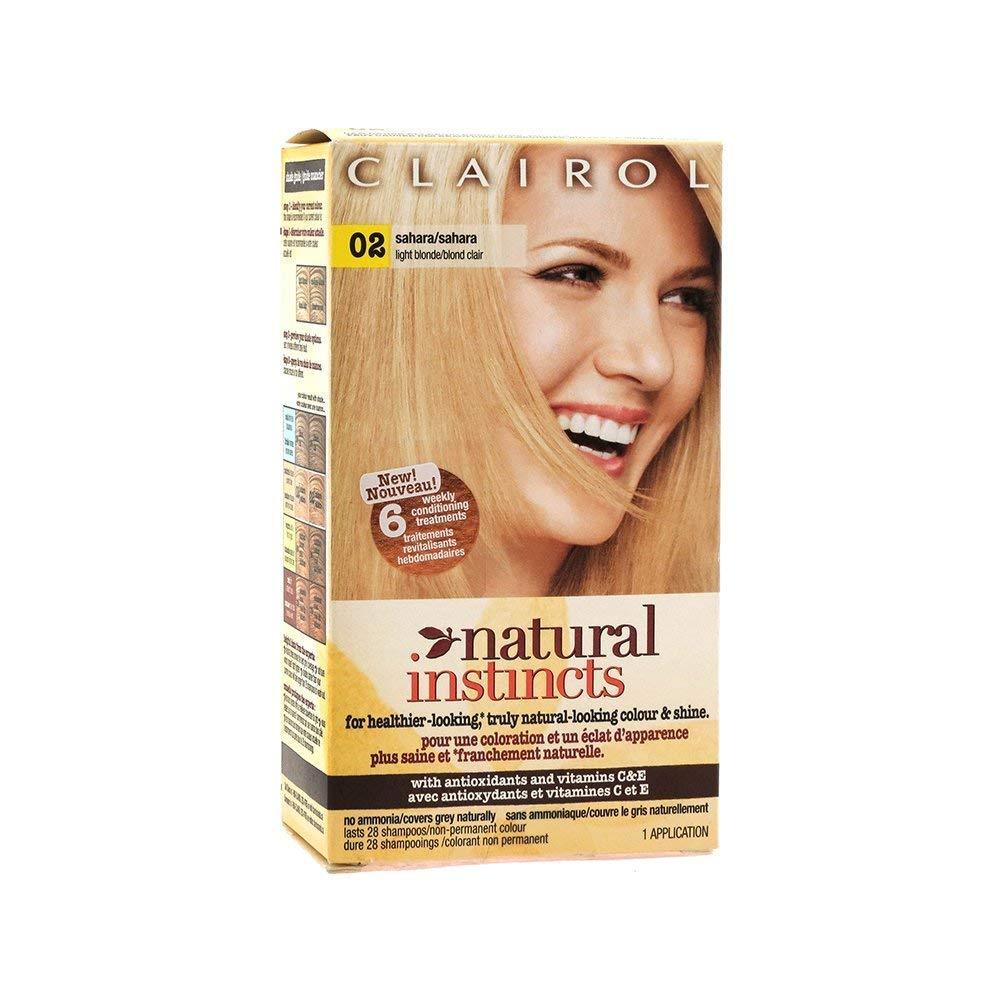 Clairol Natural Instincts Non Permanent Hair Color Review Best
