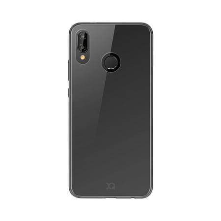 new style 5af13 73abc Xqisit Huawei P20 Lite Clear Flex Case - 32172