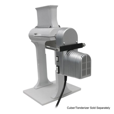 Meat Tenderizer Machine - Weston 01-0103-W Meat Cuber and Tenderizer Motor Attachment