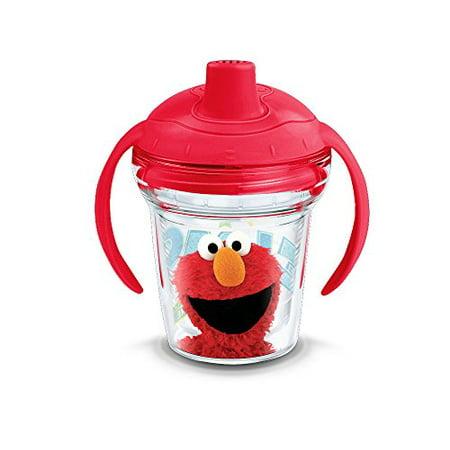 Tervis Seseme Street Elmo Sippy Cup, BPA Free, 6 oz