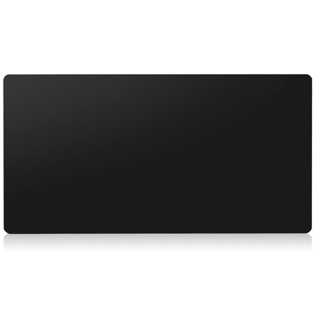 Gymax Rectangular Sit To Stand Tabletop Laminate Top Executive Office Desktop Black