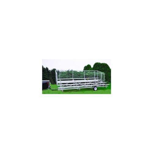 Jaypro Sports BLCH-TOW4515 Bleacher Tow Kit 4- 5 row 15 ft. by Jaypro Sports