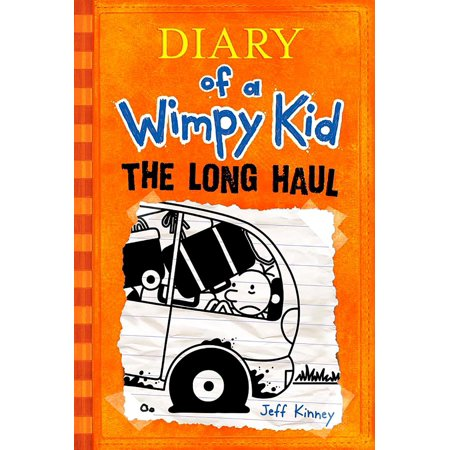 Diary of a wimpy kid 9 long haul walmart diary of a wimpy kid 9 long haul solutioingenieria Image collections