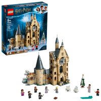 LEGO Harry Potter and The Goblet of Fire Hogwarts Castle Clock Tower 75948
