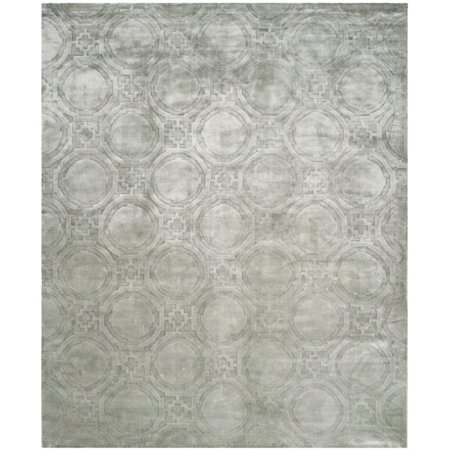 Safavieh Mirage 4' X 6' Loom Knotted Viscose Pile Rug in Blue - image 3 de 7