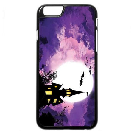 Halloween House iPhone 6 Case - Iphone 6 Halloween