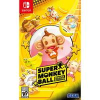 Super Monkey Ball Banana Blitz HD, Sega, Nintendo Switch, 010086770117