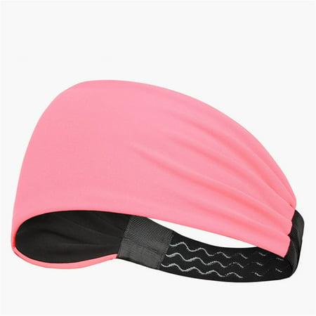 Fashion Sports Headband Women'S Fitness Sweat-Absorbent Wide-Brimmed Headband - image 1 of 6