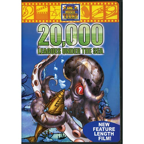 20,000 Leagues Under, The