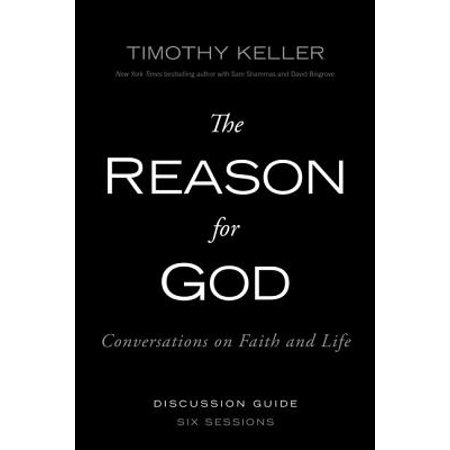 The Reason for God Discussion Guide (Paperback)