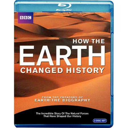 How The Earth Changed History (Blu-ray) - Halloween History Bbc