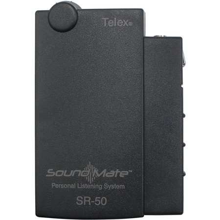 "SoundMate SR-50 Ch ""A"" Personal Receiver 72.1 MHz"