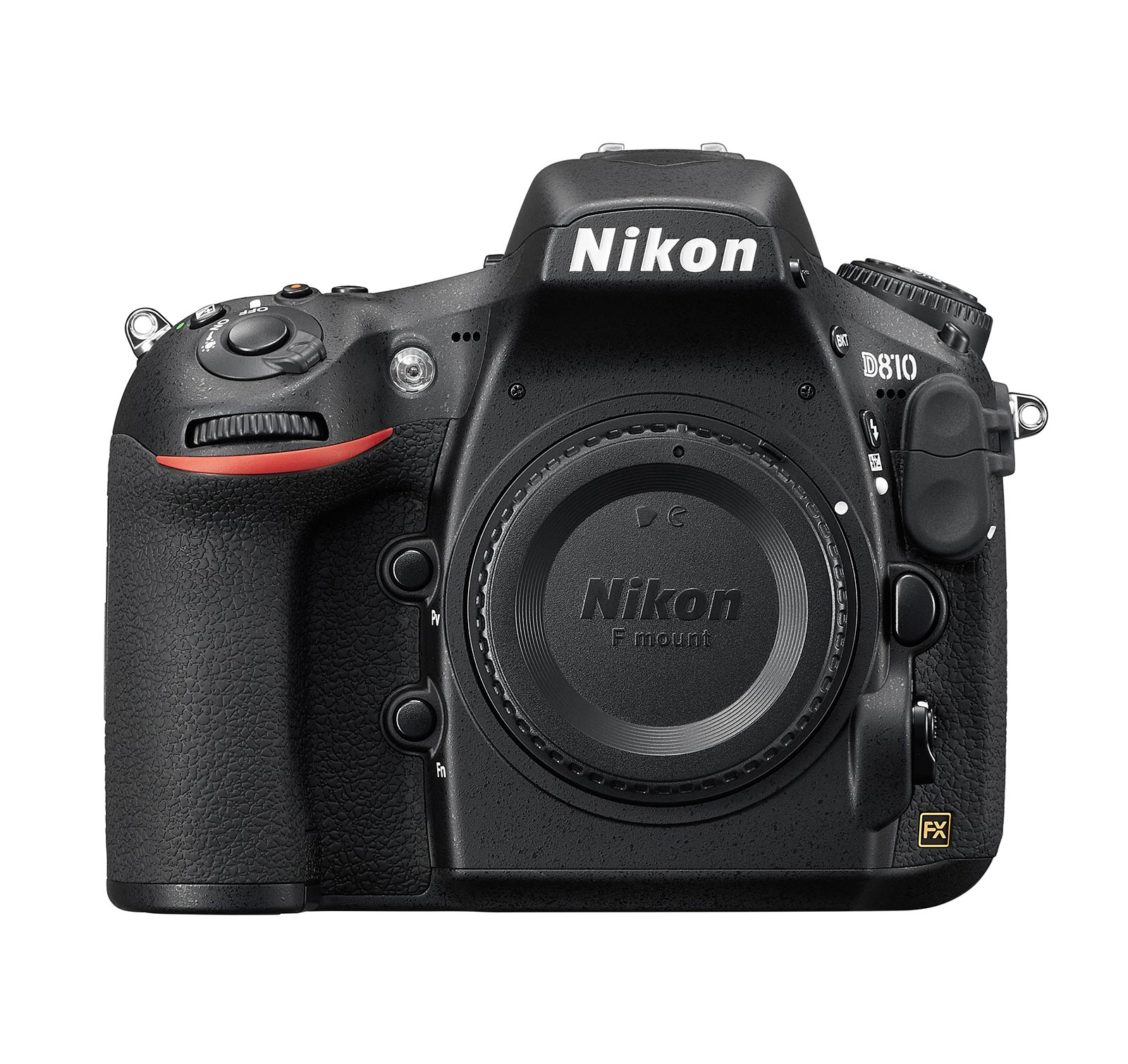 Nikon Black D810 FX-format Digital DSLR Camera with 36.3 Megapixels (Body Only) by Nikon
