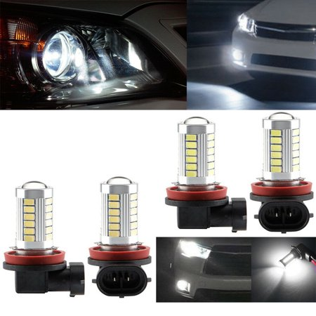 LED Headlight Bulb For Chevy Pickup Truck 1500 2500 3500 1990-2000 Low & High x4 Chevy 1500 2500 Truck Headlight