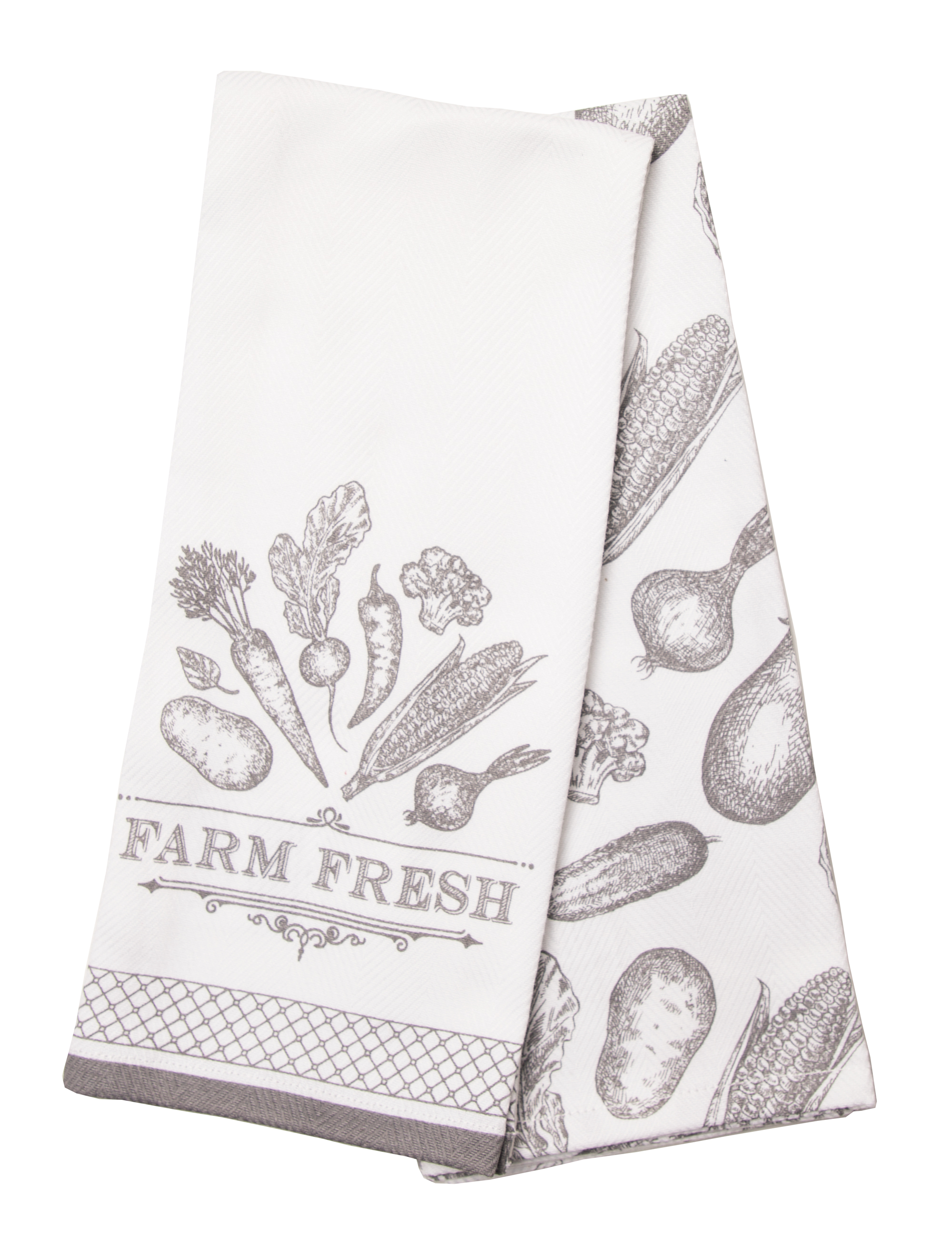 Better Homes & Gardens Veggie Medley Kitchen Towels, Set of 2 by ENVOGUE INTERNATIONAL