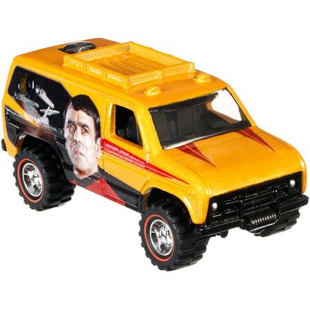 Hot Wheels Star Trek Baja Breaker Collector Vehicle