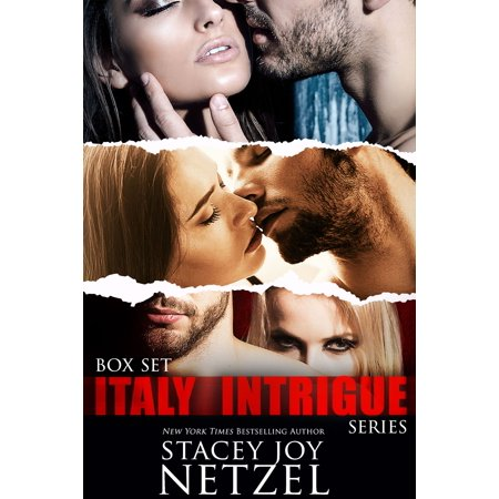Italy Intrigue Series Boxed Set (Books 1-3) -