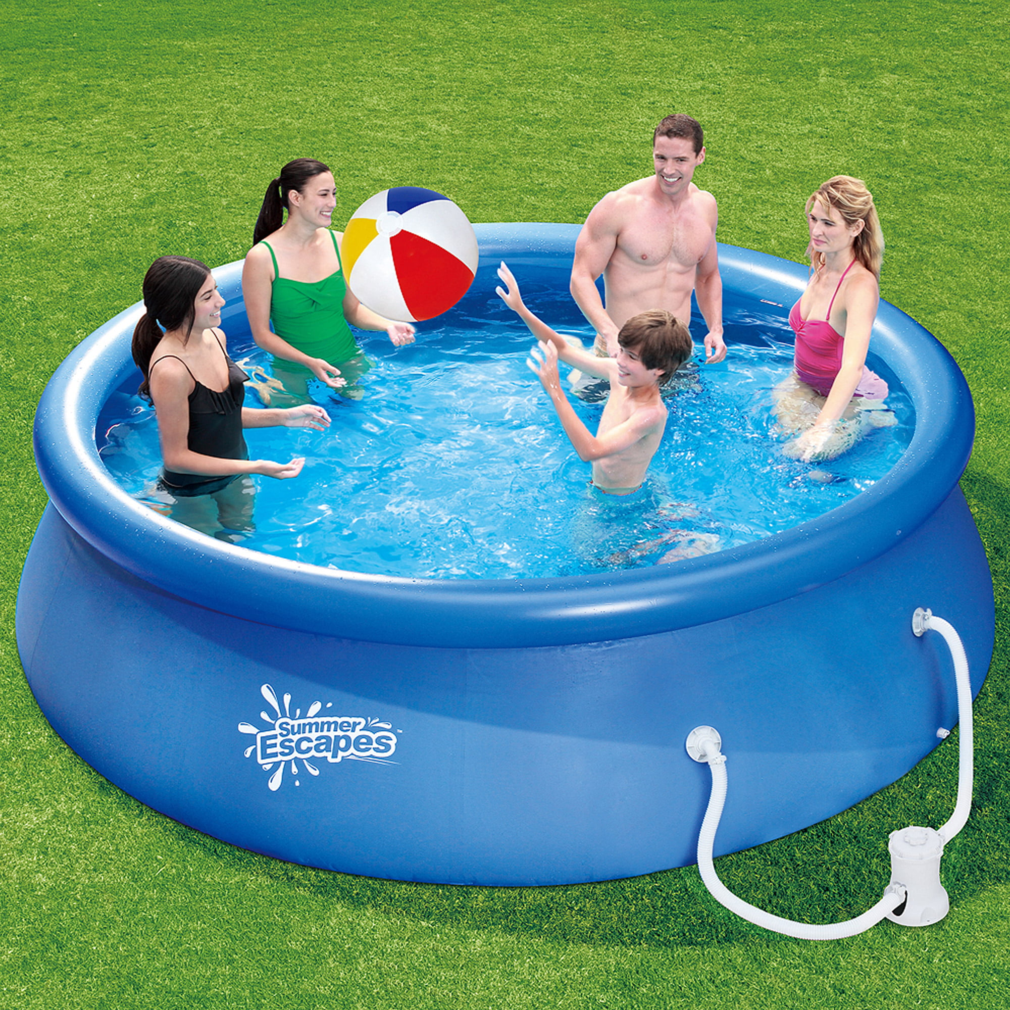 Swimline Giant Pretzel Fun Inflatable For Swimming Pools   Walmart.com