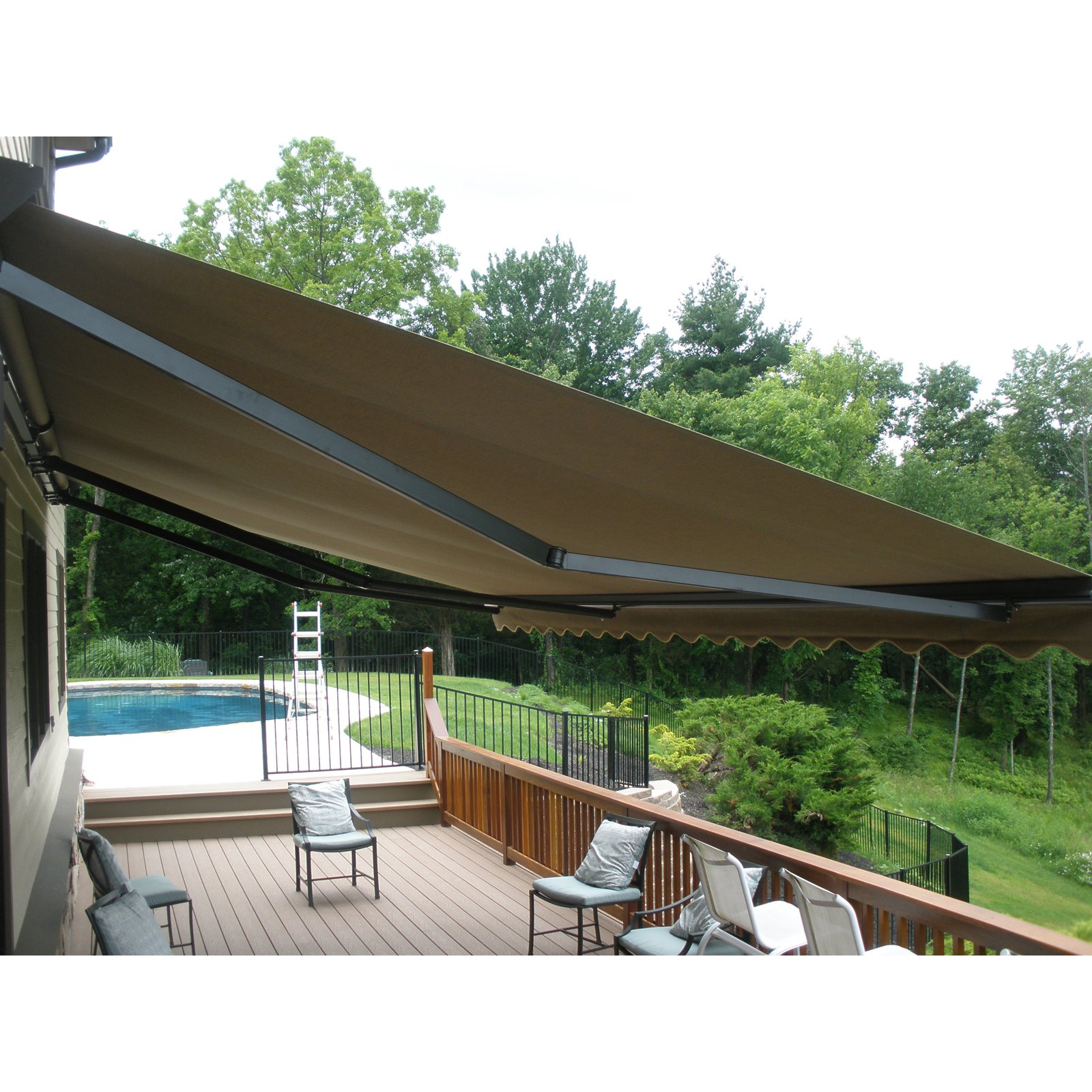 x joya palram d pdx awning ft w outdoor wayfair patio