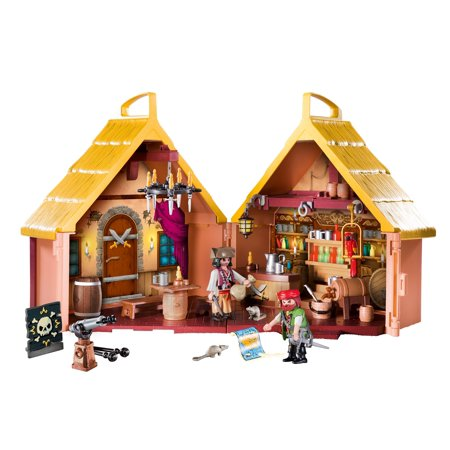 - Playmobil Take Along Pirate Stronghold