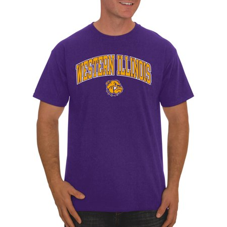 cheap for discount 7cc37 dca16 NCAA Western Illinois Leathernecks Big Men's Classic Cotton T-Shirt
