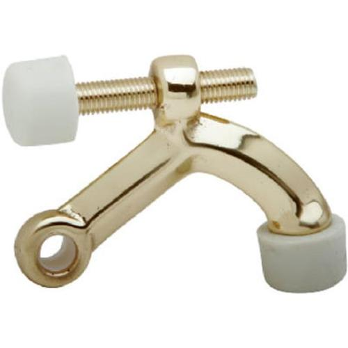 SCHLAGE LOCK CO Brass Hinge Pin Doorstop
