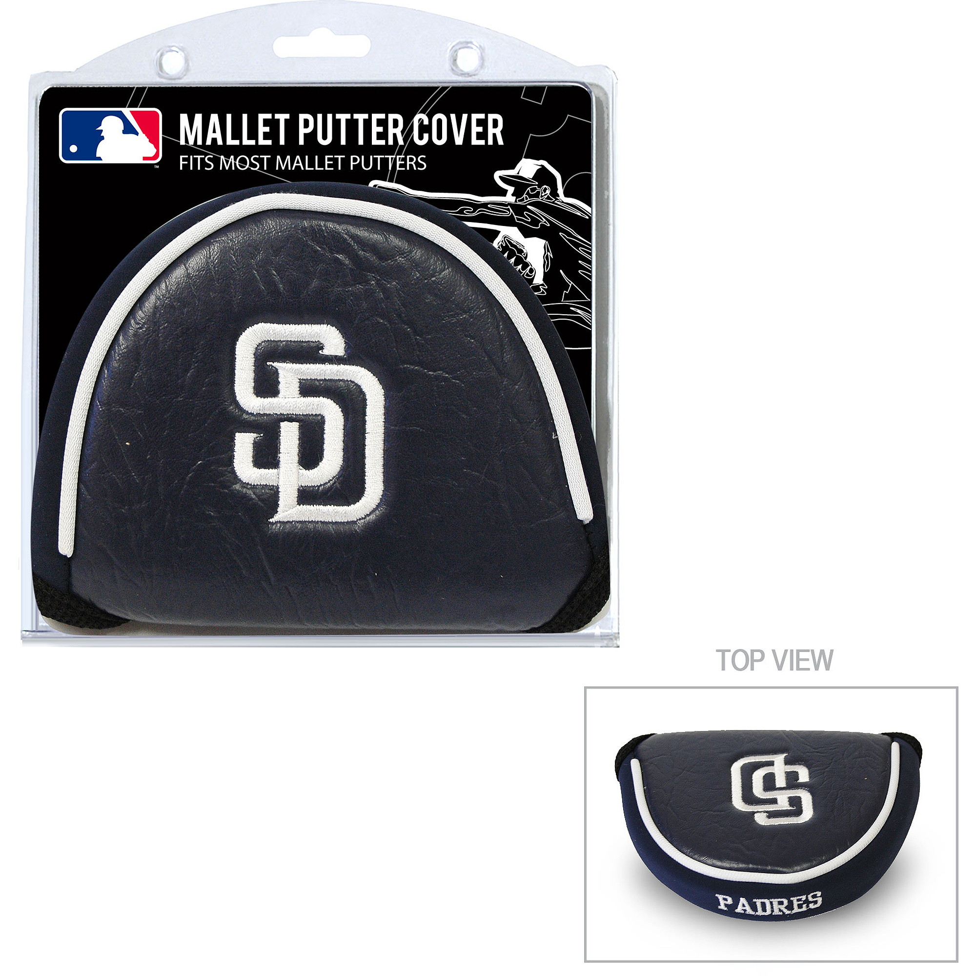 San Diego Padres Mallet Putter Cover