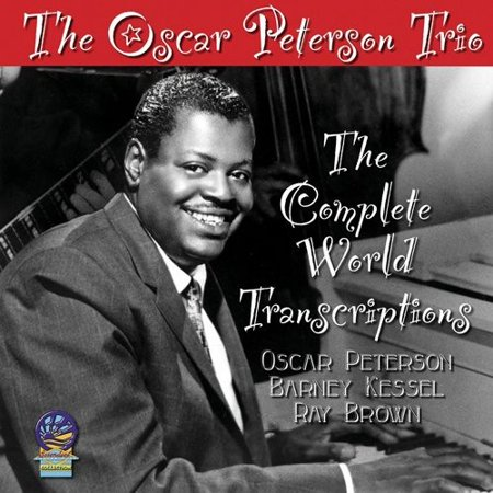 The Complete World Transcriptions (CD)
