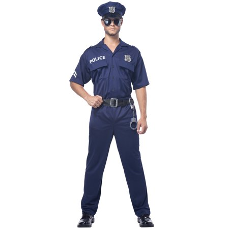 Reno 911 Cop Costume (Adult Cop Costume)