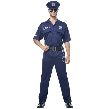Adult Cop Costume](Cops & Robbers Costumes)